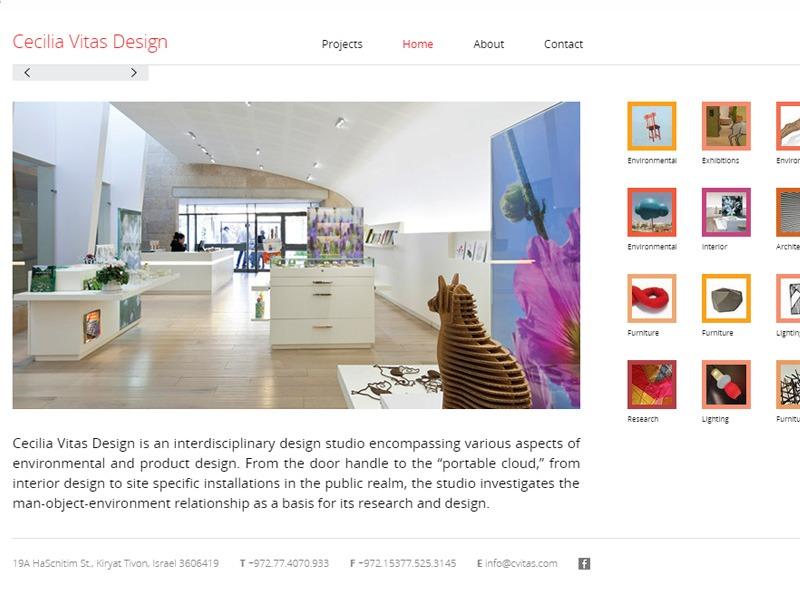 Cecilia Vitas Design